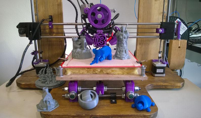 Modelli 3D di esempio